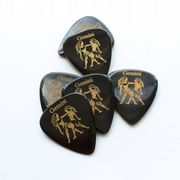 Zodiac Tones - Gemini - 1 Guitar Pick | Timber Tones